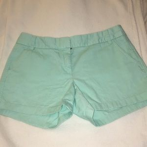 "J.Crew light blue  ""Chino"" shorts"